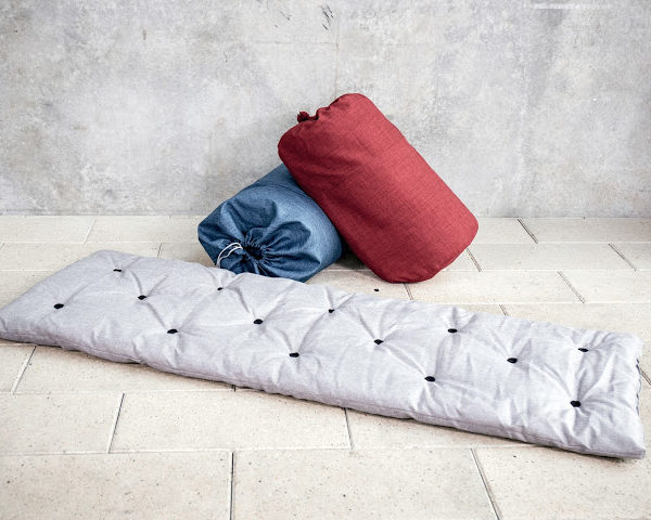 futon japoński materac