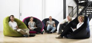 fotel kokon futon duch japonii