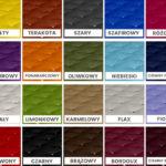 kolory futonów